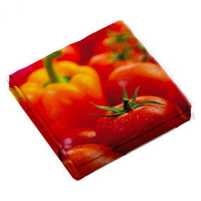 Lunchservietten, Motiv »Tomate«